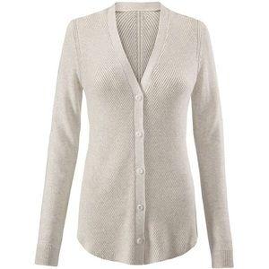 CAbi Shirttail Cardigan Medium #3161